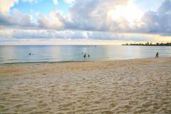 Η άσπρη παραλία Koh στο βασίλειο επαρχιών Kong της Καμπότζης Στοκ φωτογραφίες με δικαίωμα ελεύθερης χρήσης