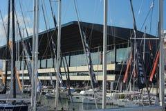 Η 57η έκδοση της Γένοβας της διεθνούς βάρκας παρουσιάζει Στοκ φωτογραφίες με δικαίωμα ελεύθερης χρήσης