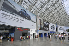 17η έκθεση αυτοκινήτου Chengdu Στοκ φωτογραφία με δικαίωμα ελεύθερης χρήσης