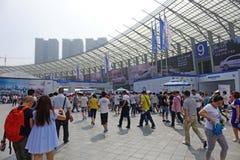 17η έκθεση αυτοκινήτου Chengdu Στοκ Φωτογραφία