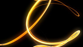 Ηλέκτρινες ελαφριές ραβδώσεις ελεύθερη απεικόνιση δικαιώματος