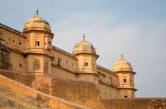 Ηλέκτρινο οχυρό, Jaipur, Ινδία Στοκ φωτογραφία με δικαίωμα ελεύθερης χρήσης