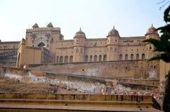 Ηλέκτρινο οχυρό, Jaipur, Ινδία Στοκ Φωτογραφία