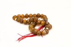 ηλέκτρινο rosary Στοκ εικόνα με δικαίωμα ελεύθερης χρήσης