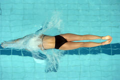 η έναρξη 02 κολυμπά Στοκ εικόνα με δικαίωμα ελεύθερης χρήσης