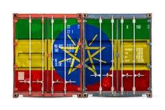 Η έννοια της εξαγωγή-εισαγωγής και εθνική παράδοση των αγαθών ελεύθερη απεικόνιση δικαιώματος