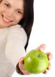 η έννοια τρώει υγιή Στοκ Εικόνα