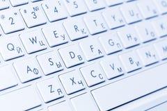 η έννοια υπολογιστών εισάγει το interrrogation που η βασική ερώτηση πληκτρολογίων αντικαθιστά κίτρινο Στοκ εικόνα με δικαίωμα ελεύθερης χρήσης
