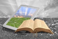 Η λέξη Θεών είναι ζωντανή Στοκ εικόνα με δικαίωμα ελεύθερης χρήσης