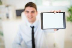 Η έξυπνη τεχνολογία σας παίρνει στην κορυφή Στοκ φωτογραφία με δικαίωμα ελεύθερης χρήσης