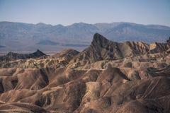 Η έρημος της κοιλάδας Αριζόνα θανάτου Στοκ Εικόνες