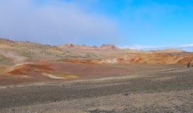 Η έρημος στοκ εικόνα με δικαίωμα ελεύθερης χρήσης