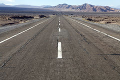 Η έρημος Atacama, Χιλή Στοκ Φωτογραφίες
