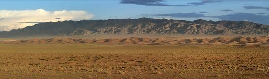 Η έρημος Gobi Στοκ φωτογραφίες με δικαίωμα ελεύθερης χρήσης