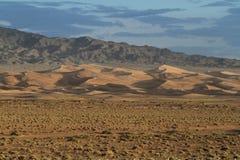 Η έρημος Gobi Στοκ Εικόνα
