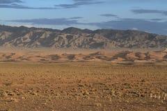 Η έρημος Gobi Στοκ εικόνες με δικαίωμα ελεύθερης χρήσης