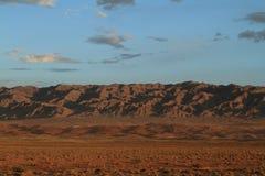Η έρημος Gobi Στοκ Φωτογραφία