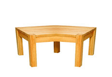 η έδρα απομόνωσε ξύλινο στοκ φωτογραφία με δικαίωμα ελεύθερης χρήσης