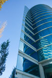 Η έδρα της Oracle που βρίσκεται στην πόλη Redwood Στοκ Φωτογραφία