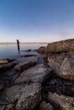 Η ήρεμη θάλασσα της Βαλτικής Στοκ εικόνα με δικαίωμα ελεύθερης χρήσης