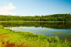 Η λίμνη ουρανού Στοκ φωτογραφία με δικαίωμα ελεύθερης χρήσης