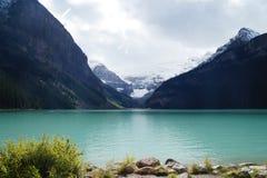 η λίμνη του Καναδά στοκ φωτογραφίες