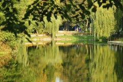 Η λίμνη Στοκ εικόνα με δικαίωμα ελεύθερης χρήσης