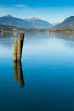 Η λίμνη Millstatt Στοκ Φωτογραφίες