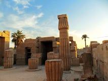 Η Αίγυπτος, το Luxor - το Thebes Στοκ Εικόνες