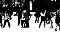 Η αίθουσα παγοδρομίας στο πάρκο 4 του Bryant Στοκ εικόνες με δικαίωμα ελεύθερης χρήσης