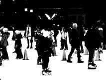 Η αίθουσα παγοδρομίας στο πάρκο 12 του Bryant Στοκ εικόνα με δικαίωμα ελεύθερης χρήσης
