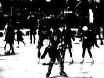 Η αίθουσα παγοδρομίας στο πάρκο 25 του Bryant Στοκ εικόνα με δικαίωμα ελεύθερης χρήσης