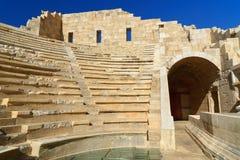 Η αίθουσα συνελεύσεων της ένωσης Lycian στην αρχαία πόλη Patara Τουρκία Στοκ Φωτογραφίες
