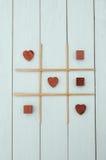 Η αγάπη είναι ένα κερδίζοντας παιχνίδι Στοκ εικόνες με δικαίωμα ελεύθερης χρήσης