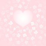 Η αγάπη η ανασκόπηση Στοκ Εικόνα