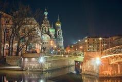 Η Αγία Πετρούπολη Στοκ Εικόνες