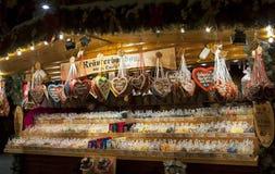 Αγορά Χριστουγέννων στη Δρέσδη Στοκ Εικόνες