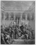 Η αιτιολόγηση της Susanna ελεύθερη απεικόνιση δικαιώματος