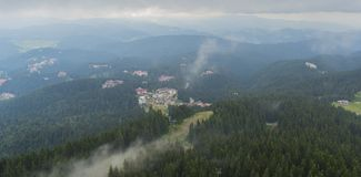 Η αιχμή Snezhanka Στοκ φωτογραφίες με δικαίωμα ελεύθερης χρήσης