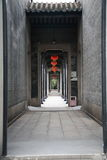 Η ακαδημία γενιάς Chen Στοκ Εικόνες