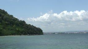 Η ακτή της Βάρνας bulblet απόθεμα βίντεο