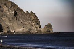 Η ακτή του Αλγκάρβε Στοκ εικόνες με δικαίωμα ελεύθερης χρήσης