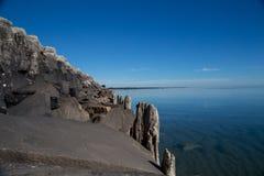 Η ακτή Στοκ εικόνες με δικαίωμα ελεύθερης χρήσης
