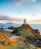Η ακτή Anglesey Στοκ Φωτογραφία