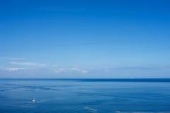 Η ακόμα θάλασσα της Βαλτικής Στοκ εικόνα με δικαίωμα ελεύθερης χρήσης