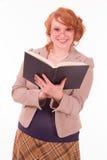 Η ανάγνωση είναι διασκέδαση Στοκ φωτογραφία με δικαίωμα ελεύθερης χρήσης