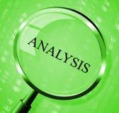 Η ανάλυση Magnifier αντιπροσωπεύει τα στοιχεία Analytics και αναλύει διανυσματική απεικόνιση