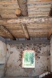 Η ανακαίνιση ενός σπιτιού Στοκ εικόνες με δικαίωμα ελεύθερης χρήσης
