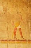 Η ανακούφιση Anubis Στοκ Εικόνες