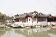 Η αναμνηστική αίθουσα επαναστάσεων νότιων λιμνών (Jiaxing, Zhejiang) στοκ φωτογραφία με δικαίωμα ελεύθερης χρήσης